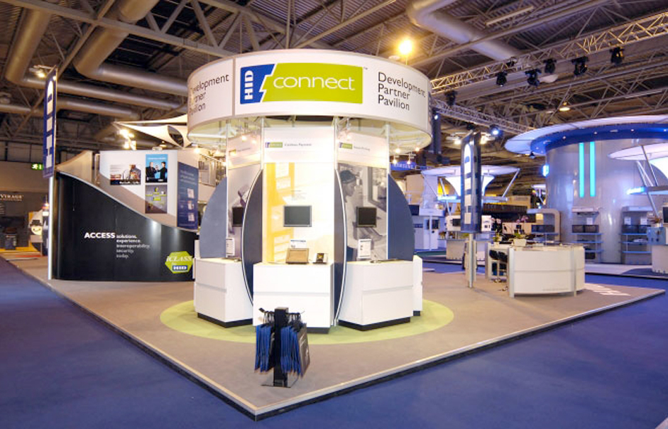 Exhibition Stand Water Features : Hid exhibition stand design
