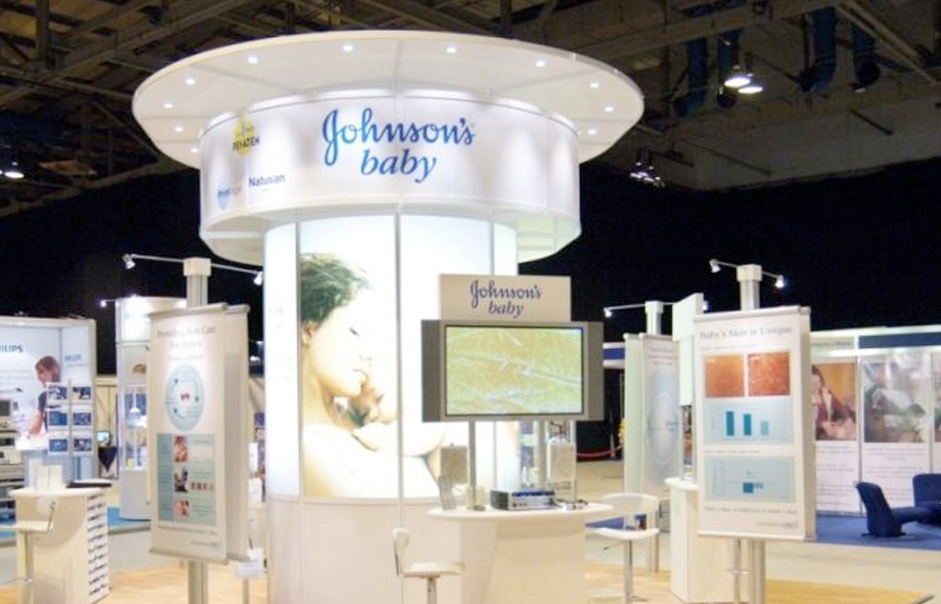 Exhibition Displays Glasgow : Johnson s baby modular display