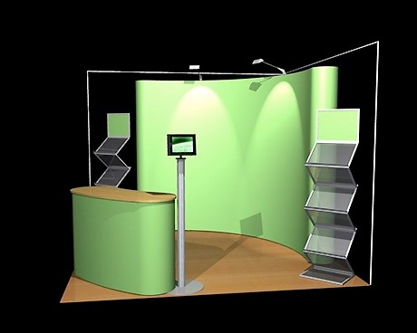 Exhibition Stand Design Peterborough : Exhibition stand builders and stand designers