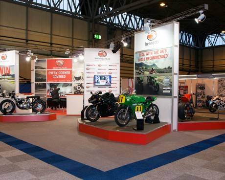 Exhibition-stand-for-Bennetts-Motorcycle-Insurance-@-Motorcycle-Live-2014-2
