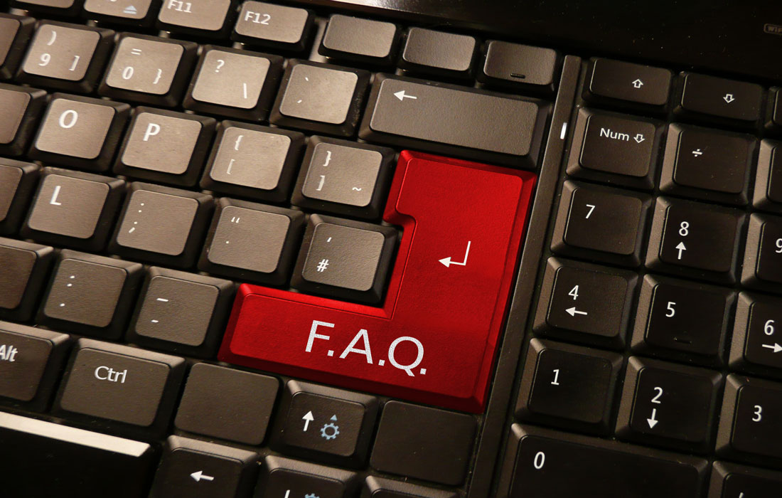 6 Most Commonly Asked Questions When Exhibiting