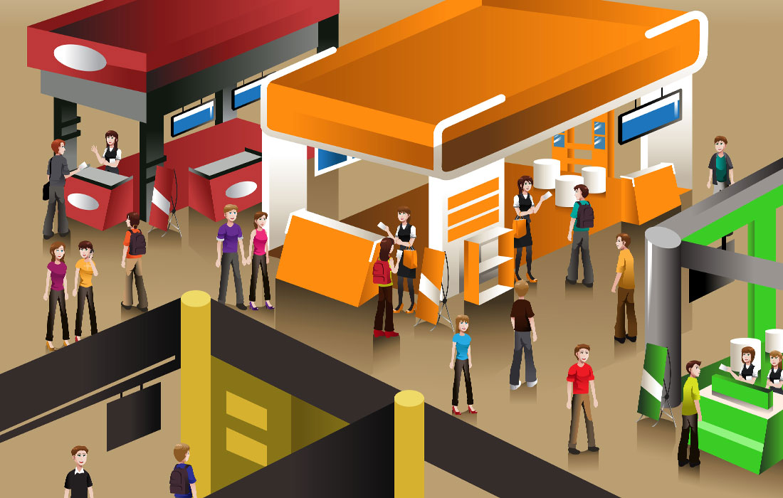 People Skills - A Guide for Your Exhibition Staff